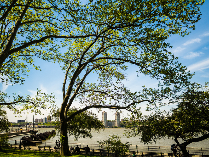 Leisure by the Hudson