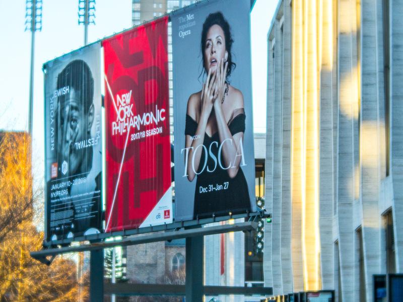 Lincoln Center Ads Velv